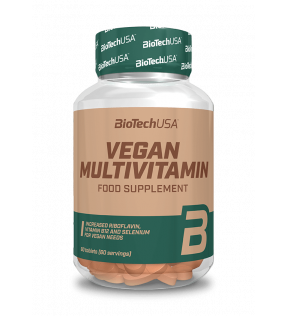Vegan Multivitamin 60tbl.