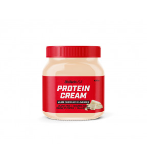 Protein Cream 400g Witte Chocolade